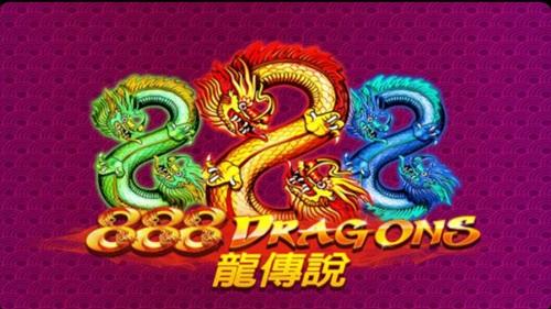 888 Dragons ฟีเจอร์ของเกม