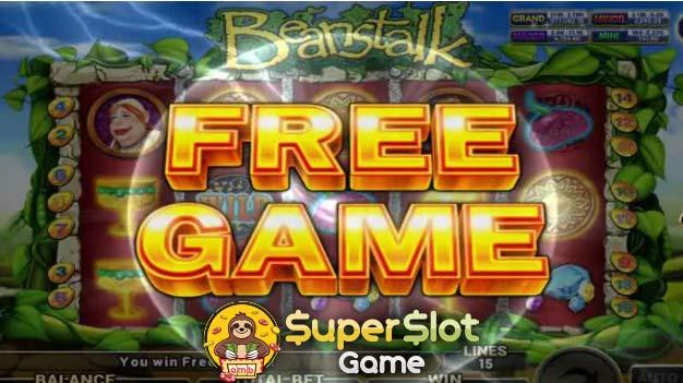 free game bonus win