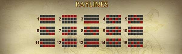 รีวิวเกม Five tiger Generals LINES