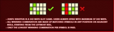 Lines Game Jin Fu Xing Yun ไลน์ที่ใช้ในเกม