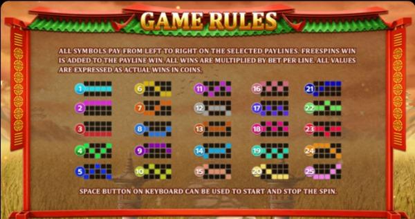Linesgame Journey To The West ไลน์ที่ใช้ในเกม