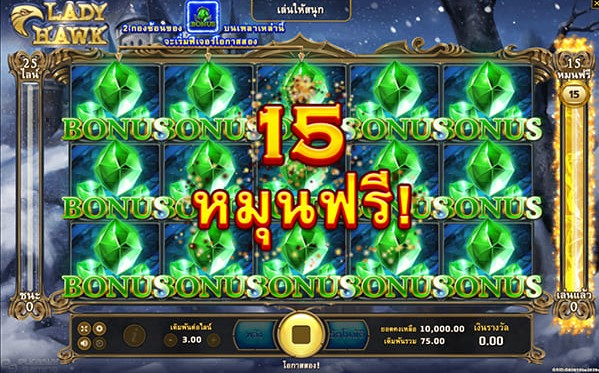 SCATTER & FREE GAME
