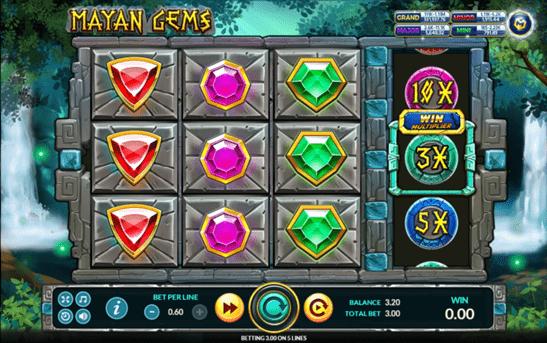 สมัคร Mayan Gems