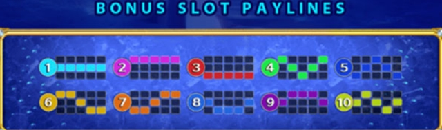 ไลน์เกมสล็อต Neptune Treasure Bingo