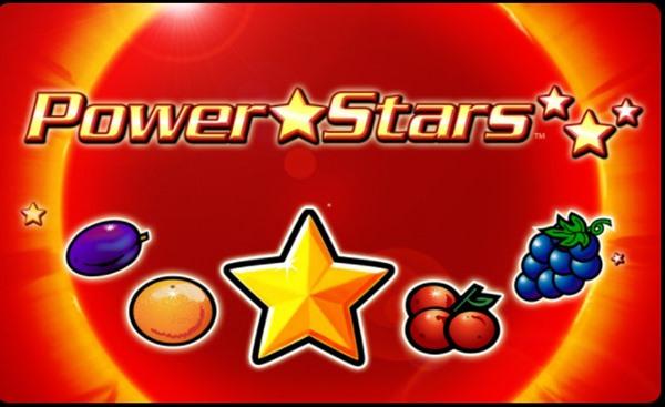 สัญลักษณ์ของเกม Power Stars