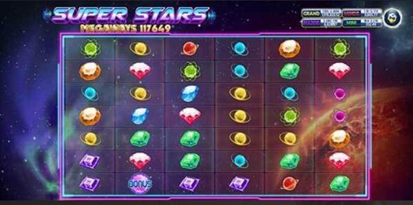 Lines Game Super Stars ไลน์ที่มีทั้งหมดในเกม