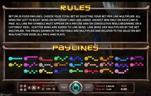 Lines Game The Four Invention รูปไลน์ที่ใช้ในเกม