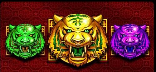 ฟีเจอร์พิเศษต่างๆในเกม Tigers Lair