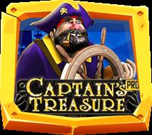 เกมสล็อต Captain's Treasure Pro