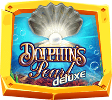 Dolphin's Pearl Deluxe สล็อตไข่มุข