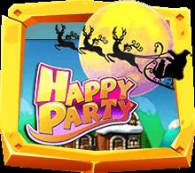 Happy Party เกมพาโชคลาภแห่งเทศกาลแห่งความสุข