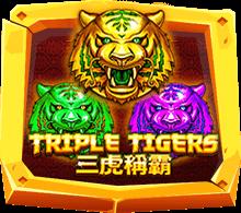 Triple Tigers รีวิวเกม