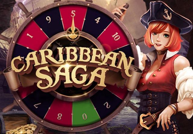 รูปแบบภายในเกม Caribbean Saga