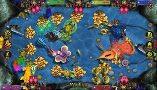 รูปสัญลักษณ์เกม fish Hunter Yao Qian Shu