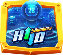 Five Numbers Hi Lo