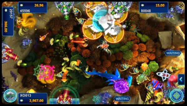 รูปสัญลักษณ์เกม Happy Fish 5
