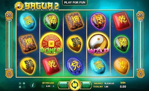 สัญลักษณ์ของเกม Bagua 2