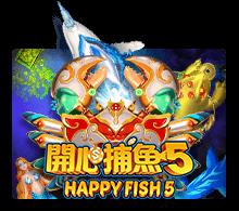 รีวิวเกม Happy Fish 5